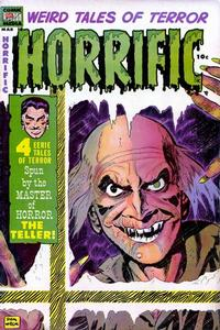Cover Thumbnail for Horrific (Comic Media, 1952 series) #10