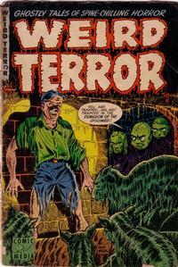 Cover Thumbnail for Weird Terror (Comic Media, 1952 series) #1