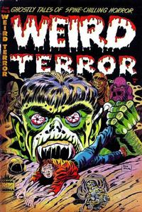 Cover Thumbnail for Weird Terror (Comic Media, 1952 series) #3