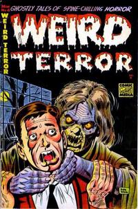 Cover Thumbnail for Weird Terror (Comic Media, 1952 series) #4