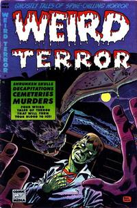 Cover Thumbnail for Weird Terror (Comic Media, 1952 series) #6
