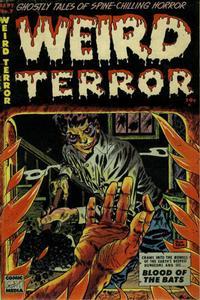 Cover Thumbnail for Weird Terror (Comic Media, 1952 series) #7