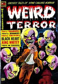 Cover Thumbnail for Weird Terror (Comic Media, 1952 series) #12