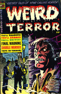 Cover Thumbnail for Weird Terror (Comic Media, 1952 series) #13