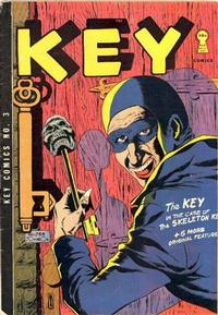 Cover Thumbnail for Key Comics (Consolidated Magazines, 1944 series) #3