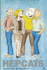 Cover Thumbnail for Hepcats (Double Diamond Press, 1989 series) #1