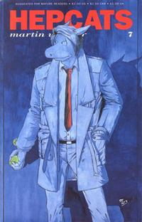 Cover Thumbnail for Hepcats (Double Diamond Press, 1989 series) #7
