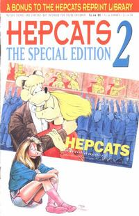 Cover Thumbnail for Hepcats (Double Diamond Press, 1989 series) #2SE