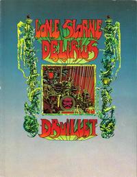 Cover Thumbnail for Lone Sloane -- Delirius (Dragon's Dream, 1972 series)