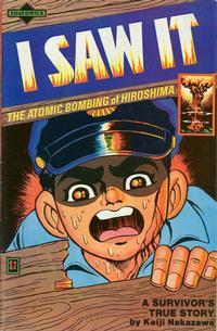 Cover Thumbnail for I Saw It (Educomics, 1982 series)