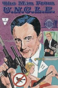 Cover Thumbnail for The Man from U.N.C.L.E. (Entertainment Publishing, 1987 series) #6