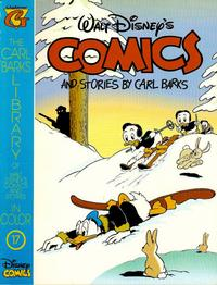 Cover Thumbnail for The Carl Barks Library of Walt Disney's Comics and Stories in Color (Gladstone, 1992 series) #17
