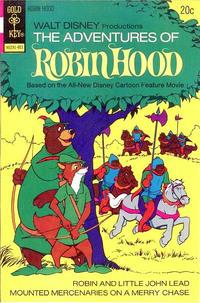 Gcd Issue Walt Disney Productions The Adventures Of Robin Hood