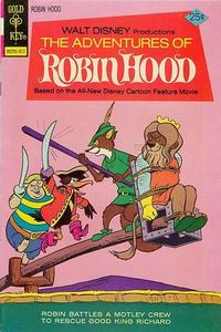 Cover Thumbnail for Walt Disney Productions The Adventures of Robin Hood (Western, 1974 series) #6