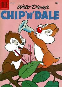 Cover Thumbnail for Chip 'n' Dale (Dell, 1955 series) #11
