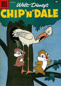 Cover Thumbnail for Chip 'n' Dale (Dell, 1955 series) #14