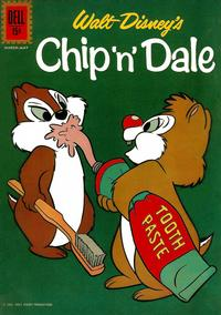Cover Thumbnail for Chip 'n' Dale (Dell, 1955 series) #29