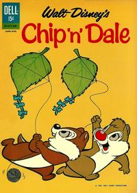 Cover Thumbnail for Walt Disney's Chip 'n' Dale (Dell, 1955 series) #30