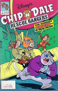 Cover Thumbnail for Chip 'n' Dale Rescue Rangers (Disney, 1990 series) #2