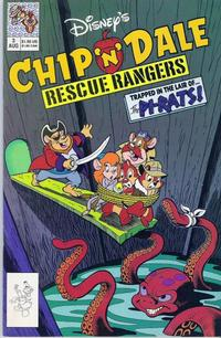 Cover Thumbnail for Chip 'n' Dale Rescue Rangers (Disney, 1990 series) #3 [Direct Edition]