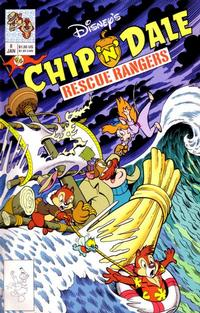 Cover Thumbnail for Chip 'n' Dale Rescue Rangers (Disney, 1990 series) #8