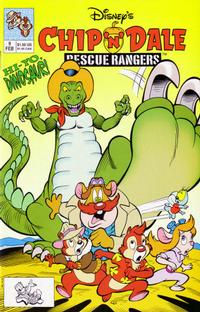 Cover Thumbnail for Chip 'n' Dale Rescue Rangers (Disney, 1990 series) #9