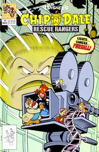 Cover Thumbnail for Chip 'n' Dale Rescue Rangers (Disney, 1990 series) #10