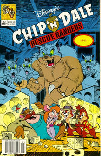 Cover Thumbnail for Chip 'n' Dale Rescue Rangers (Disney, 1990 series) #12