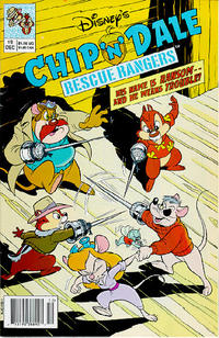 Cover Thumbnail for Chip 'n' Dale Rescue Rangers (Disney, 1990 series) #19