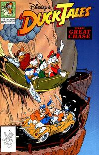 Cover Thumbnail for DuckTales (Disney, 1990 series) #16
