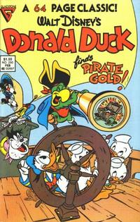 Cover Thumbnail for Donald Duck (Gladstone, 1986 series) #250 [Newsstand]