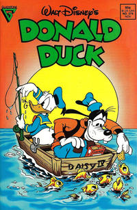 Cover Thumbnail for Donald Duck (Gladstone, 1986 series) #276