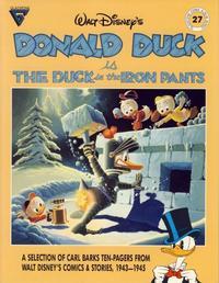 Cover Thumbnail for Gladstone Comic Album (Gladstone, 1988 series) #27