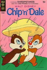 Cover Thumbnail for Walt Disney Chip 'n' Dale (Western, 1967 series) #5