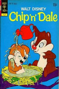 Cover Thumbnail for Walt Disney Chip 'n' Dale (Western, 1967 series) #16 [Gold Key]