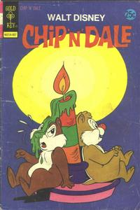 Cover Thumbnail for Walt Disney Chip 'n' Dale (Western, 1967 series) #28