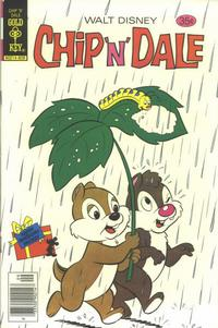 Cover Thumbnail for Walt Disney Chip 'n' Dale (Western, 1967 series) #54 [Gold Key]