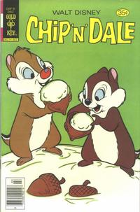 Cover Thumbnail for Walt Disney Chip 'n' Dale (Western, 1967 series) #57 [Gold Key]