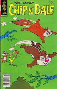Cover Thumbnail for Walt Disney Chip 'n' Dale (Western, 1967 series) #62 [Gold Key]