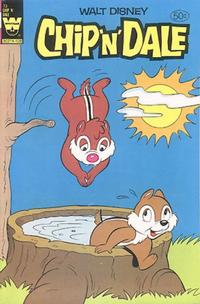 Cover Thumbnail for Walt Disney Chip 'n' Dale (Western, 1967 series) #73