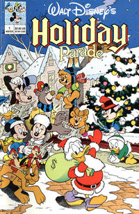 Cover Thumbnail for Walt Disney's Holiday Parade (Disney, 1990 series) #1