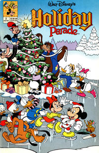 Cover Thumbnail for Walt Disney's Holiday Parade (Disney, 1990 series) #2