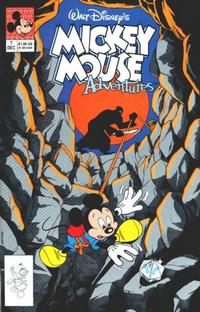 Cover Thumbnail for Walt Disney's Mickey Mouse Adventures (Disney, 1990 series) #7 [Direct]