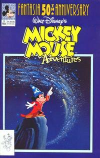 Cover Thumbnail for Walt Disney's Mickey Mouse Adventures (Disney, 1990 series) #9 [Direct]