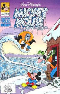 Cover Thumbnail for Walt Disney's Mickey Mouse Adventures (Disney, 1990 series) #11