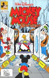 Cover Thumbnail for Walt Disney's Mickey Mouse Adventures (Disney, 1990 series) #12