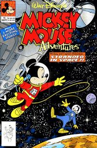 Cover Thumbnail for Walt Disney's Mickey Mouse Adventures (Disney, 1990 series) #16