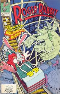Cover Thumbnail for Roger Rabbit (Disney, 1990 series) #3 [Direct Edition]