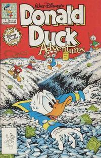 Cover Thumbnail for Walt Disney's Donald Duck Adventures (Disney, 1990 series) #1