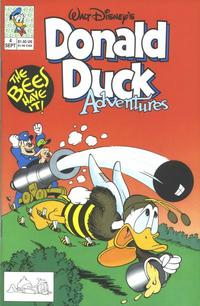 Cover Thumbnail for Walt Disney's Donald Duck Adventures (Disney, 1990 series) #4 [Direct]
